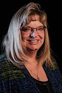 Headshot of Karen Weiers, Alberta Union of Provincial Employees (AUPE) Vice-President.