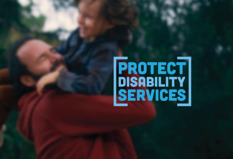 AUPE Protect Disability Services banner